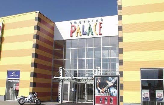 Shopping Palace Bratislava -