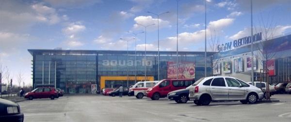 Aquario Shopping center -