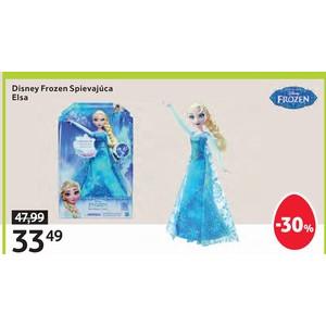341ec1a1b ARCHIV | Disney Frozen Spievajúca Elsa v akcii platné do: 17.4.2017 |  Zlacnene.sk