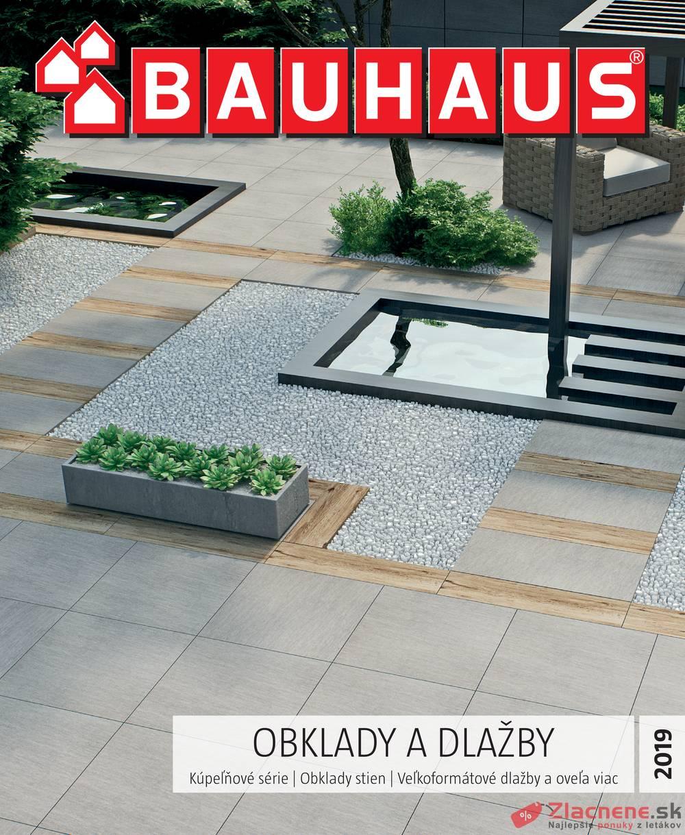 Leták Bauhaus - Bauhaus 7.2. - 30.6. Obklady - strana 1