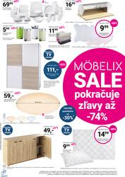 Leták Möbelix
