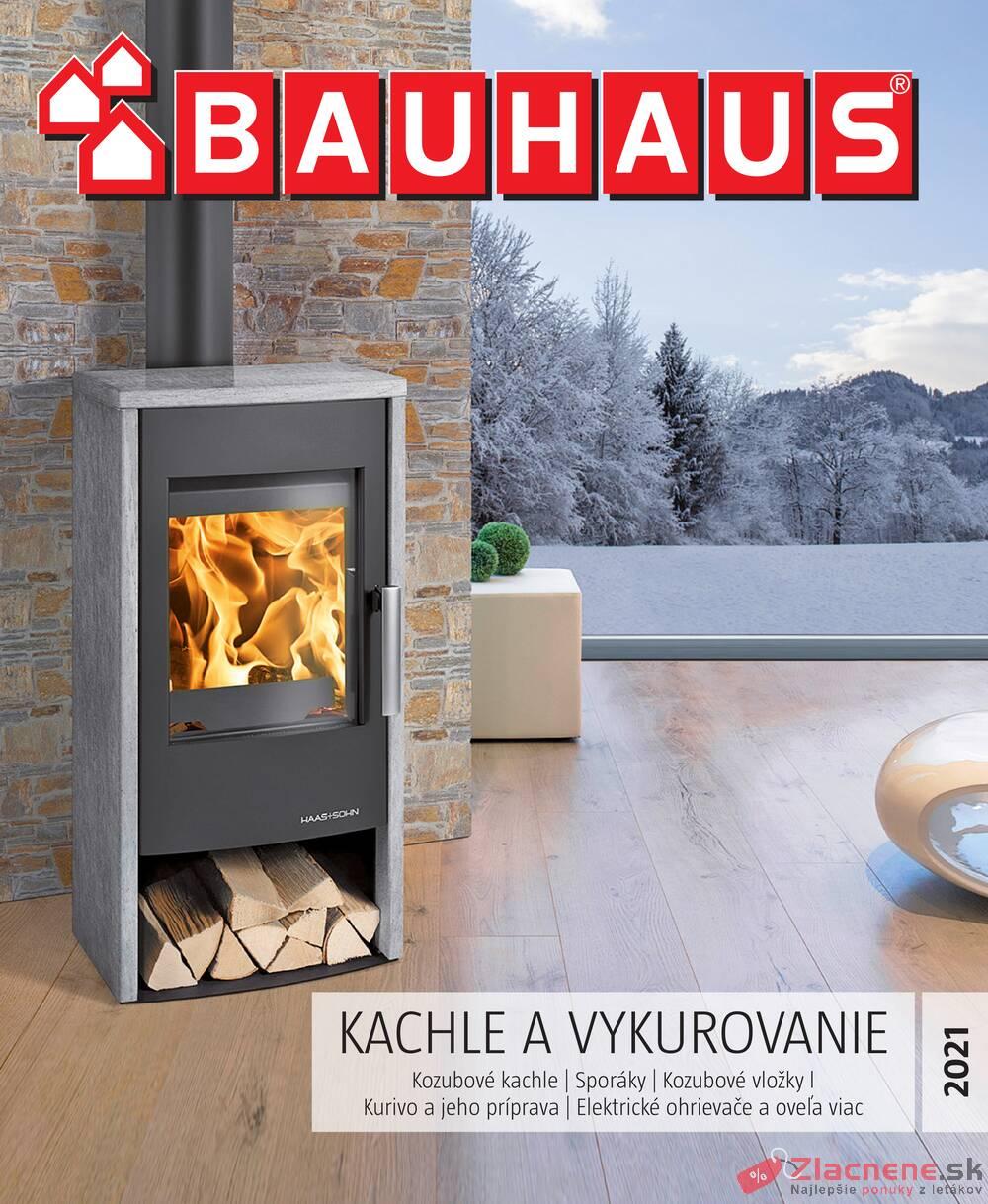 Leták Bauhaus - Bauhaus KACHLE A VYKUROVANIE 23.8. - 31.12. - strana 1