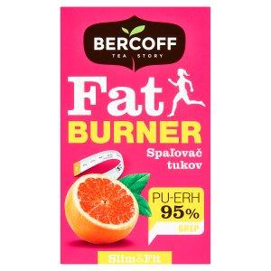 Bercoff Spaľovač tukov aromatizovaný fermentovaný čaj 1,5 g