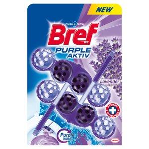 Bref Purple Aktiv Lavender tuhý 2x50 g