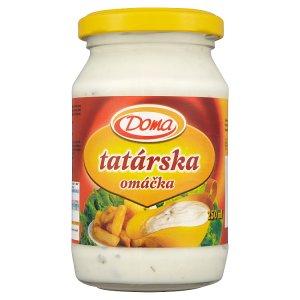 Doma Tatárska omáčka 250 ml