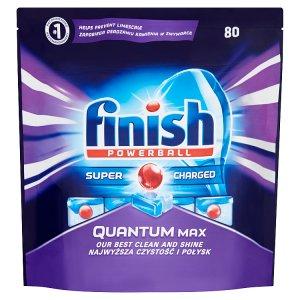 Finish tablety do umývačky riadu 80 ks 1240 g