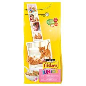 Friskies Junior pre mačky 1,5 kg