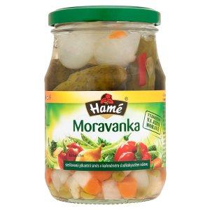Hamé Moravanka sterilizovaná pikantná zmes 330 g