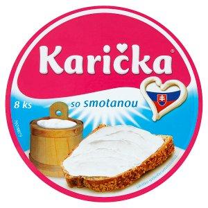 Karička Roztierateľný tavený syr 125 g