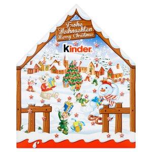 Kinder Adventný kalendár 182 g