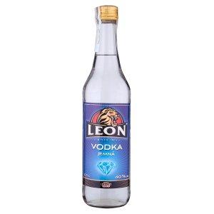 Leon Vodka jemná 0,5 l