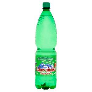 Ľubovnianka Magnéziová prírodná minerálna voda 1,5 l