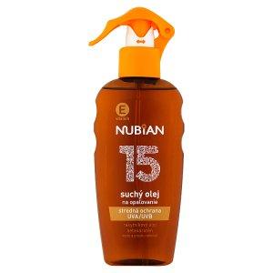 Nubian Suchý olej 200 ml