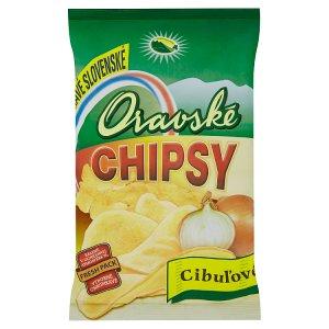 Oravské chipsy 75 g
