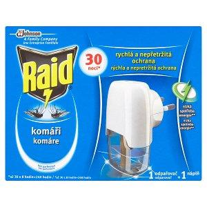 Raid Komáre elektrický 21 ml