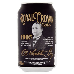 Royal Crown Cola 330 ml