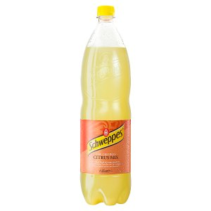 Schweppes Citrus mix 1,5 l