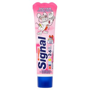 Signal Detská zubná pasta 50 ml