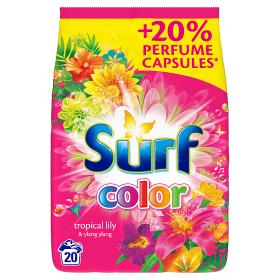 Surf prášok na pranie 20 praní 1,3 kg