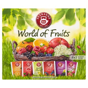 Teekanne World of Fruits 67,5 g