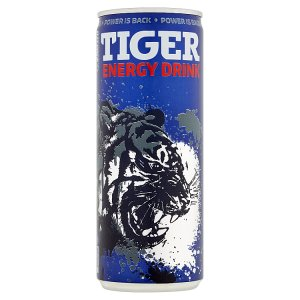 Tiger Energetický nápoj 250 ml
