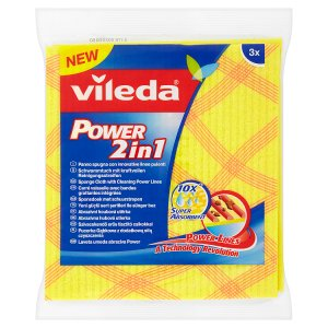 Vileda Power 3 ks
