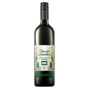 Zámocká sviečka Hroznové víno polosladké 1 l