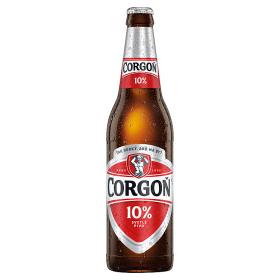 Corgoň 10% svetlé pivo 0,5l