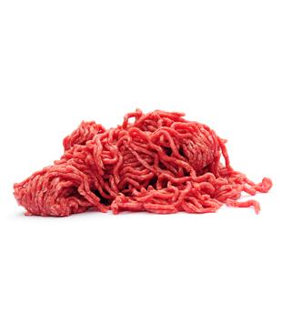 Mleté mäso hovädzie 1 kg