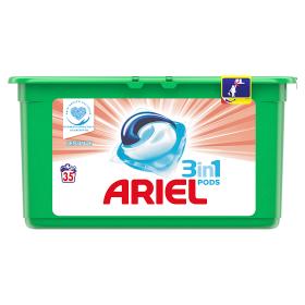 Ariel Pracie Kapsuly 35 praní