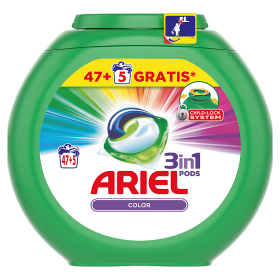 Ariel Pracie Kapsuly 52 praní