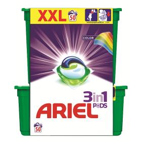 Ariel Pracie Kapsuly 50 praní