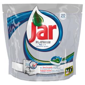 Jar kapsuly do automatickej umývačky 20 ks