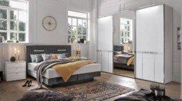 Spálňa - posteľ boxspring